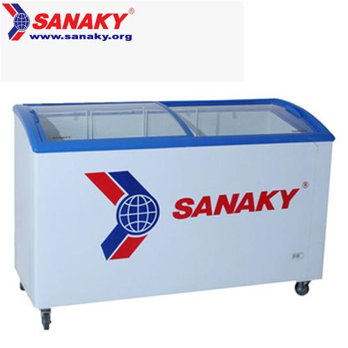Tủ đông nắp kính Sanaky VH-402K