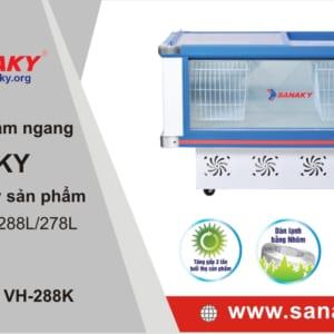 Tủ mát Sanaky VH-288K