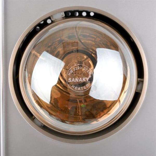 Đèn sưởi nhà tắm Sanaky SNK-2BW