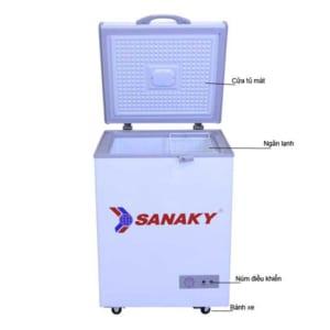 Mô tả chi tiết Tủ đông Sanaky VH-1599HY