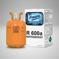 Gas R600a là gì? Cách nạp gas như thế nào