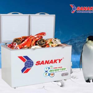 Tủ Đông Sanaky Smart Inverter