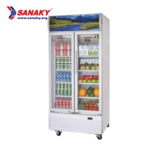 Tủ mát bảo quản và trưng bày siêu thị