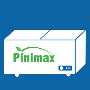 Tủ đông Pinimax 2 ngăn 2 cánh