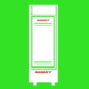 Tủ mát Sanaky Inverter