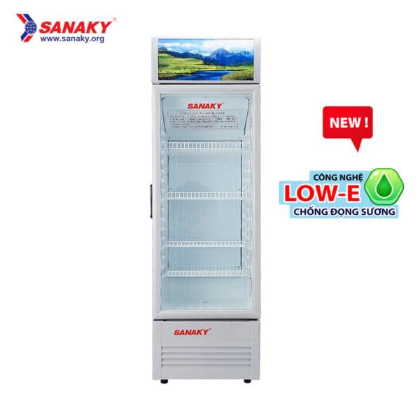 Tủ mát Sanaky công nghệ LOW-E
