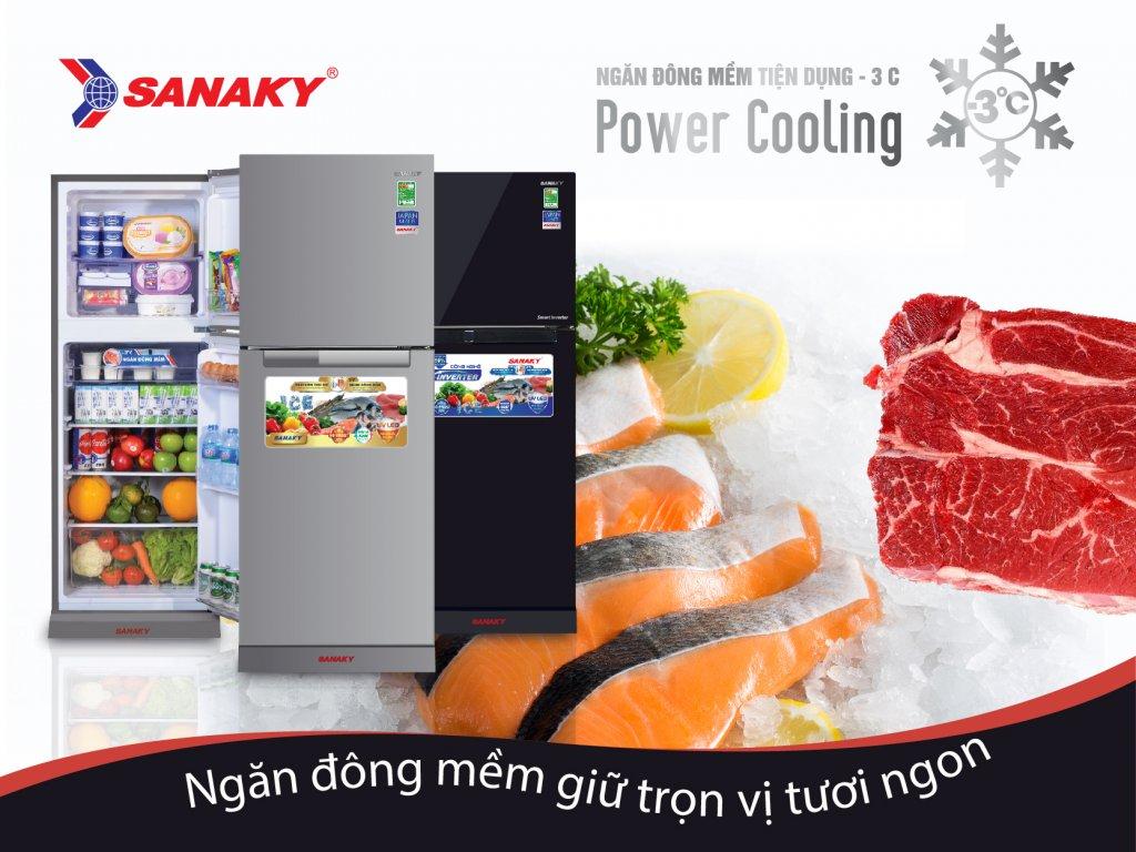Cách để đồ trong tủ lạnh
