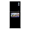 Tủ lạnh Sanaky Inverter màu đen