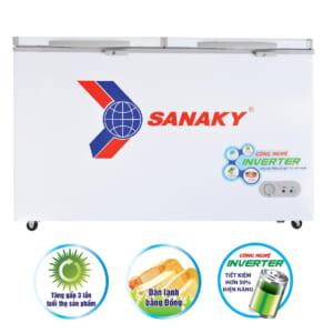 Tủ đông Sanaky Inverter VH-4099W3