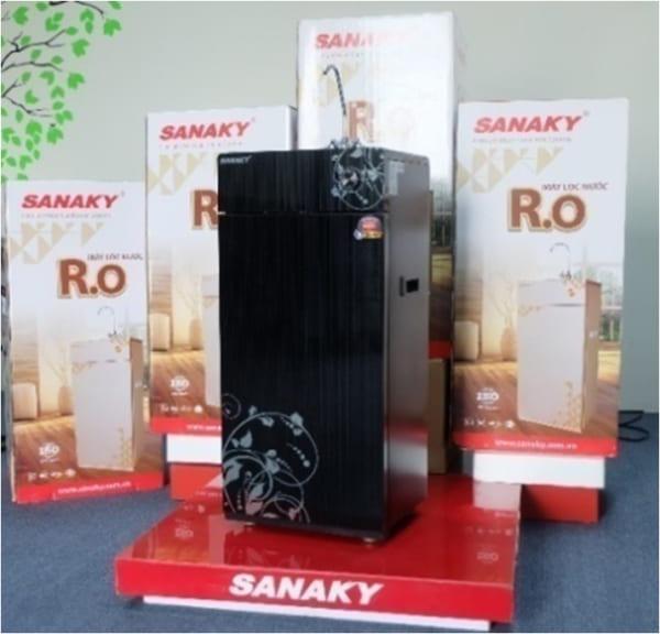 Máy lọc nước RO Sanaky SNK-S3110