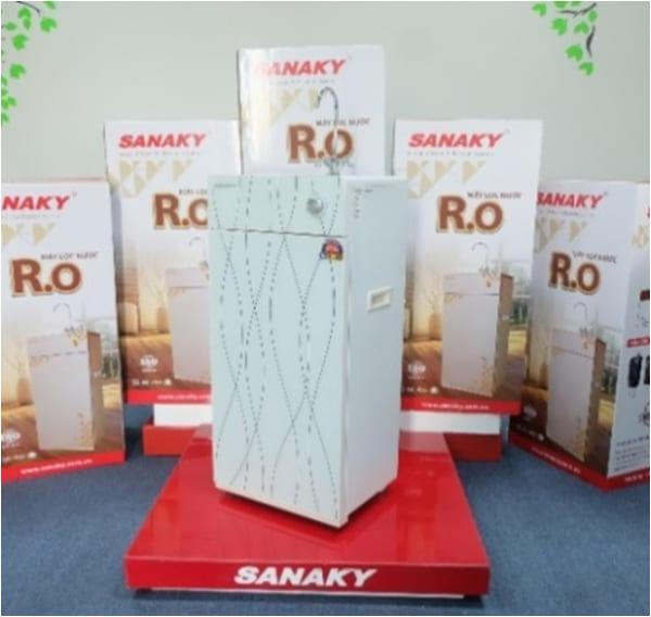 Máy lọc nước RO Sanaky SNK-S3210