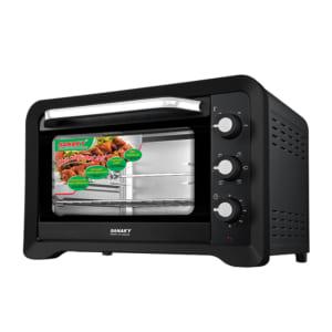 Lò nướng Sanaky VH-509S2D (màu đen) dung tích 50 lít