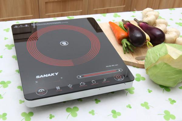Bếp hồng ngoại Sanaky SNK-2102HG