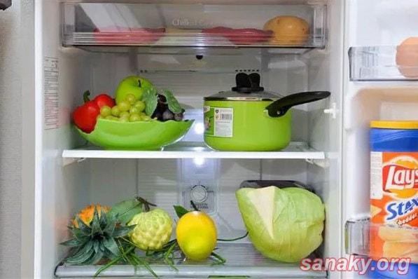 Khay tủ lạnh sanaky