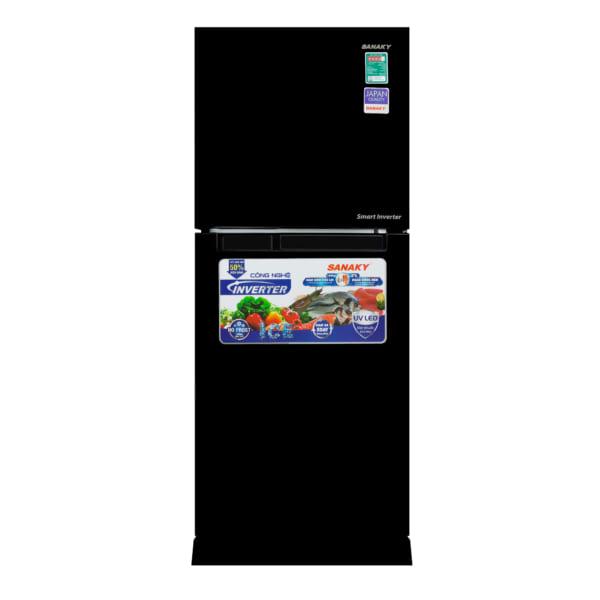 Tủ lạnh Sanaky Inverter VH-199HPD dung tích 185 lít